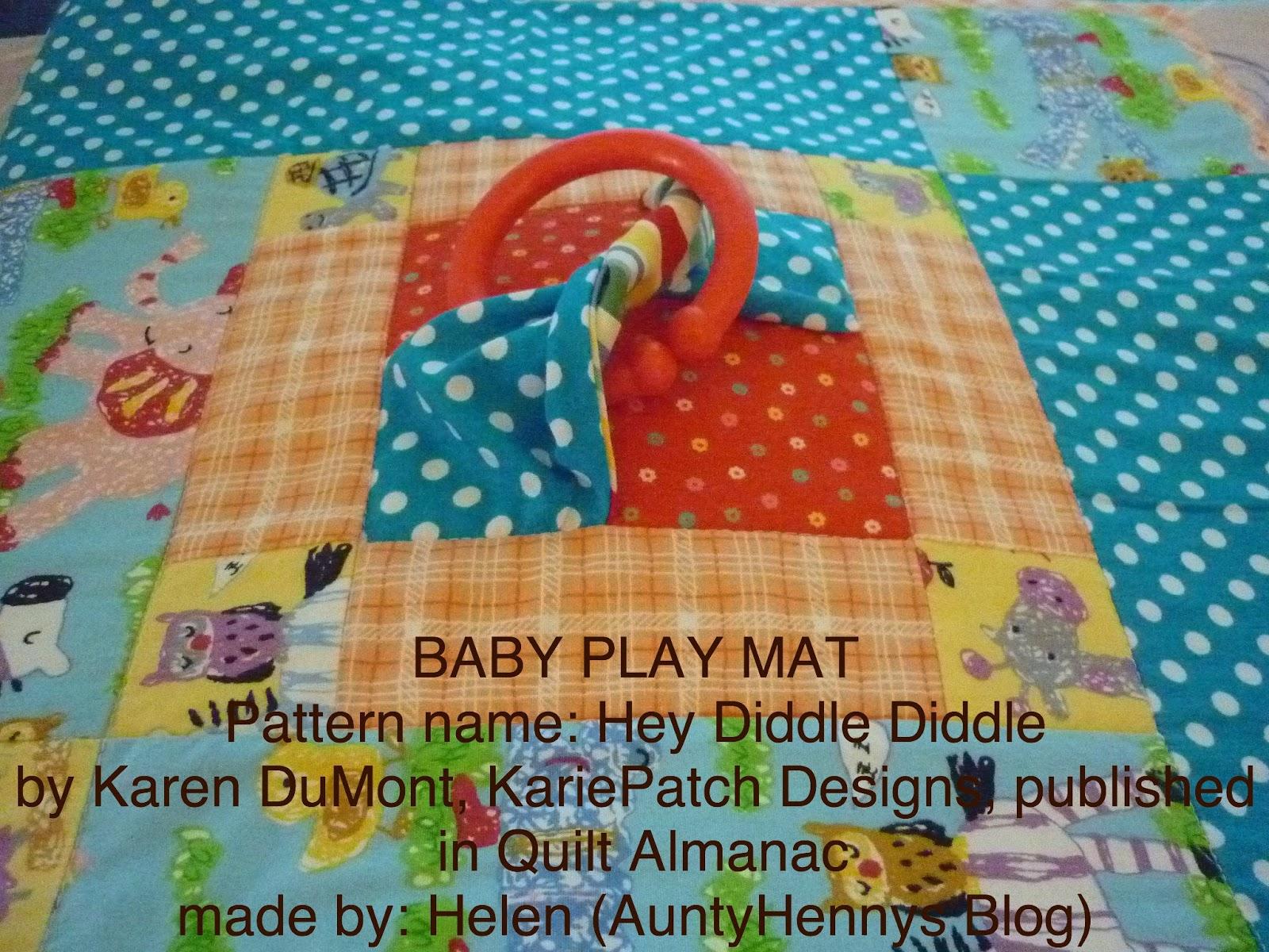 Aunty Hennys Baby Play Mats
