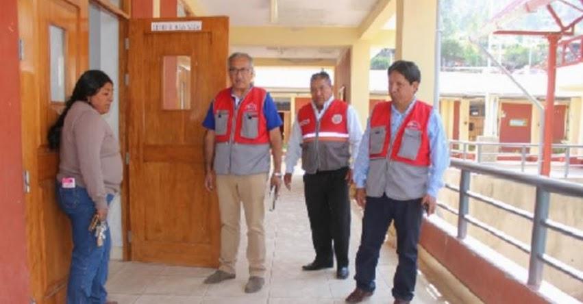 Clases escolares se reanudan el lunes 19 en zonas afectadas por polvareda en Apurímac