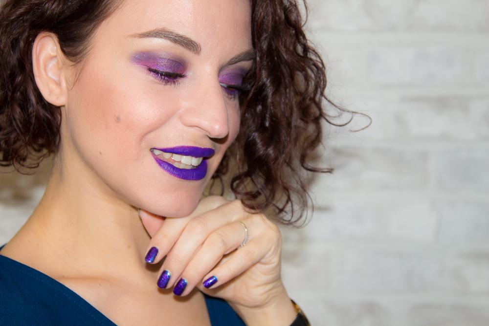 Et si on osait le rouge à lèvres violet
