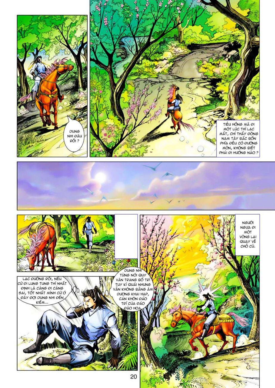 Anh Hùng Xạ Điêu anh hùng xạ đêu chap 39 trang 20