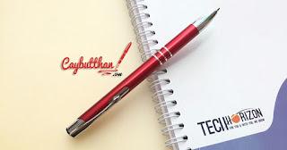 Những mẫu bút bi quà tặng quảng cáo đẹp 2