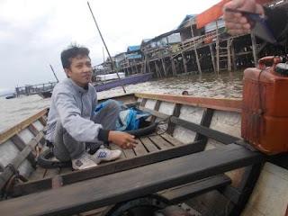 Pesona Pasir Putih Desa Paser Mayang Kecamatan Kuaro Kabupaten Paser - Kalimantan Timur