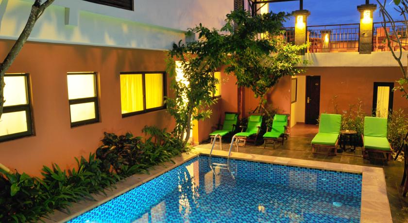 The Hill Ungasan House Bali