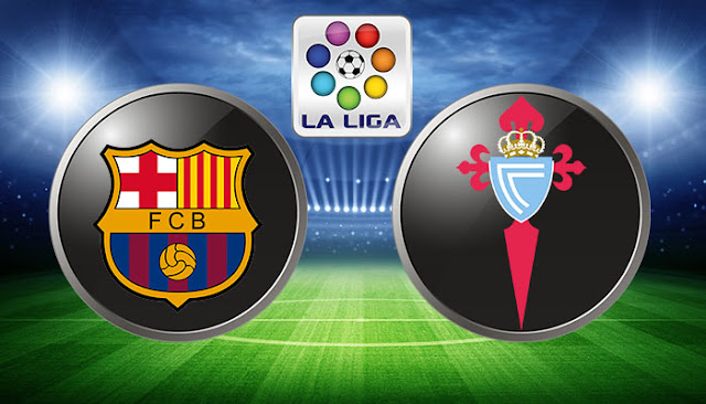 موعد مباراة برشلونة وسيلتا فيجو اليوم السبت 2-12-2017 والقنوات الناقلة