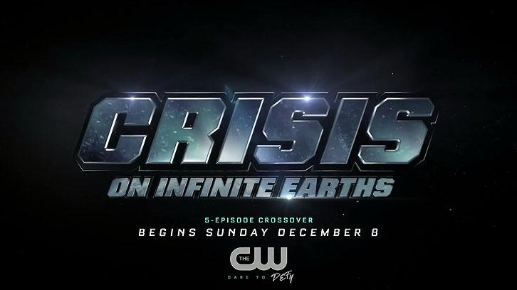 Crisis on Infinite Earths - Promos, 3 Sneak Peeks, Behind the Scenes, Key Art + Promotional Photos