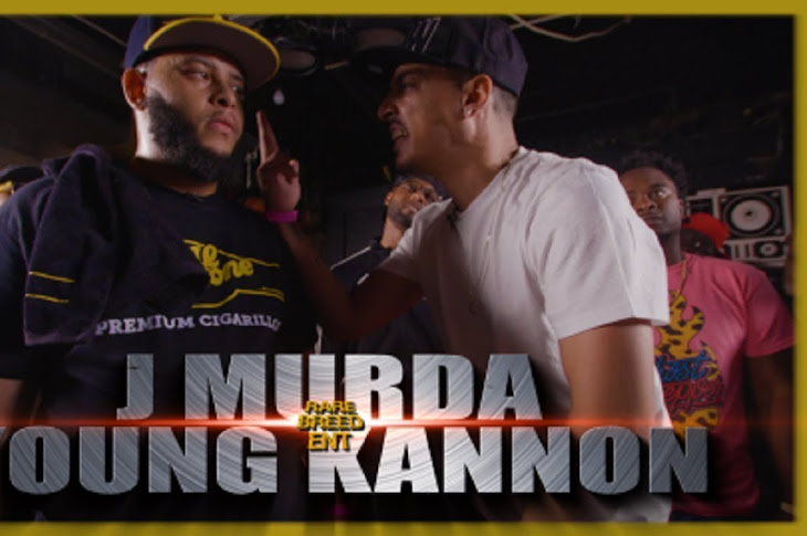 RBE Presents: J Murda vs Young Kannon
