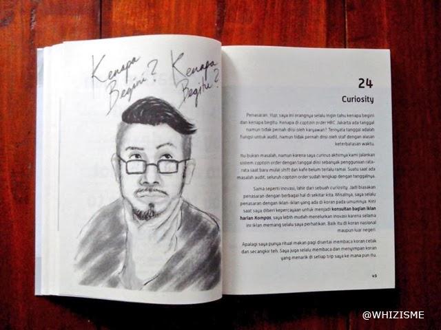 Creative Junkies, YOris Sebastian, OMG Consulting, YOris Sebastian Twitter, Yoris Sebastian Facebook, 101 Creative Notes, Buku 101 Creative Notes, 101 Creative Notes Book