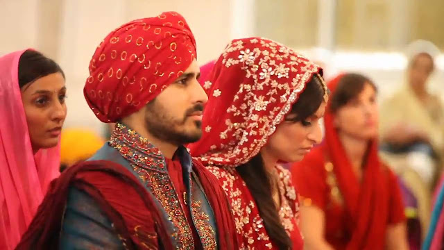 The Uniqueness of Punjabi Marriages