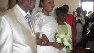 pastor kumuyi son wife wedding makeup