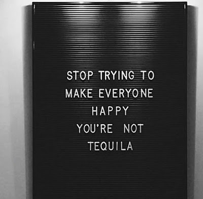 One tequila, two tequila, three tequila floor