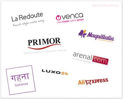 Os melhores sites para compras online: conhece-os!