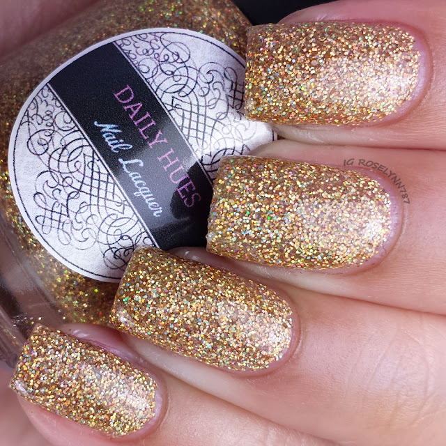 Daily Hues Lacquer - Noelle
