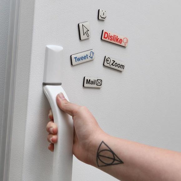 15 cool fridge magnets and creative fridge magnet designs part 4