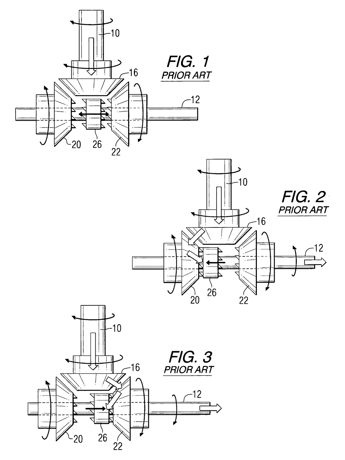 medium resolution of 9 1983 discloses a system marine drivetrain a drive assembly reversal double cone clutch for a boat comprising a horizontal input shaft