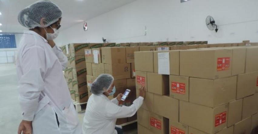 QALI WARMA: Programa social inicia distribución de lotes de productos para servicio alimentario en escuelas de la región San Martín - www.qaliwarma.gob.pe