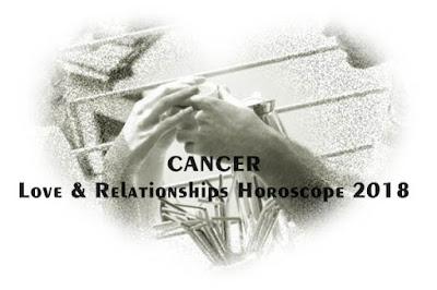 Cancer Love & Relationships Horoscope 2018