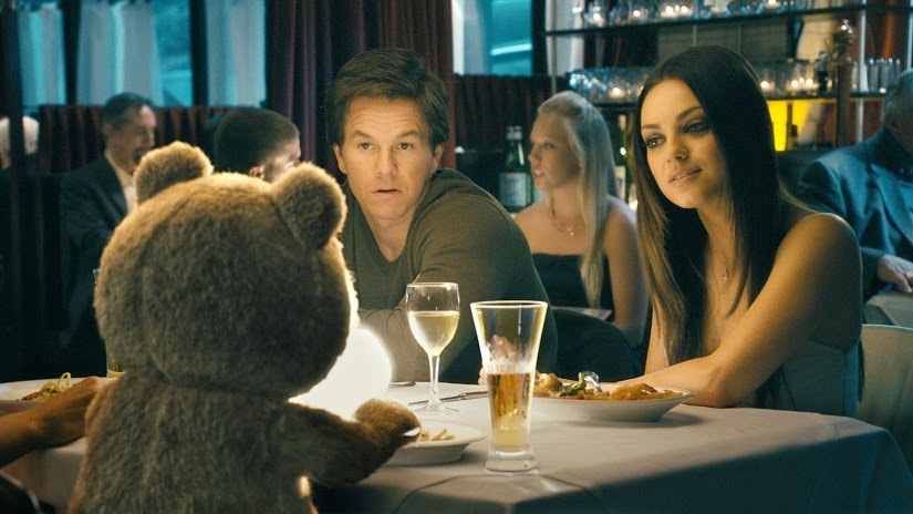 Review dan Sinopsis Film Ted (2012)