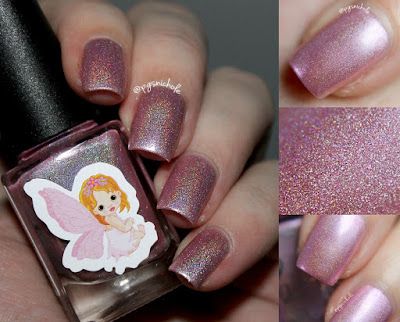 Grace-Full Nail Polish Fairy Kisses | Once Upon a Dream Collection
