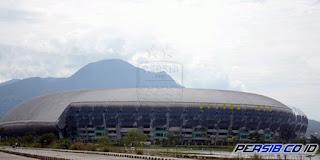 Resmi, Persib Jamu Mitra Kukar di Stadion GBLA Gedebage