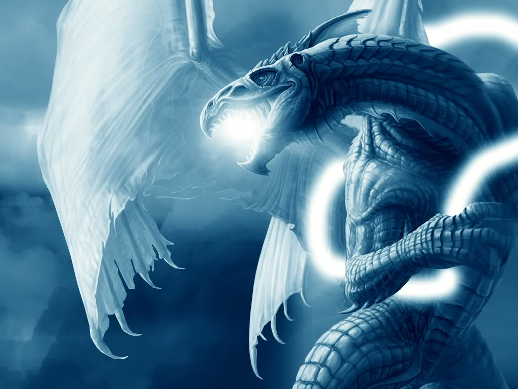 Dragon Wallpaper By Icebreath Couldn Find Bigger New Hd Wallpaper