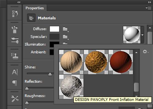 Hiệu ứng chữ đá 3D sống động như thật với Photoshop CS6 Extended