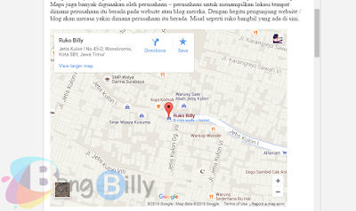 Google Maps pada Mode Compose