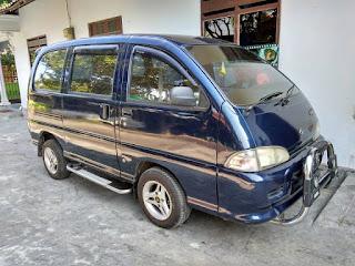 Daihatsu Espass 1.3 tahun 1996 bekas