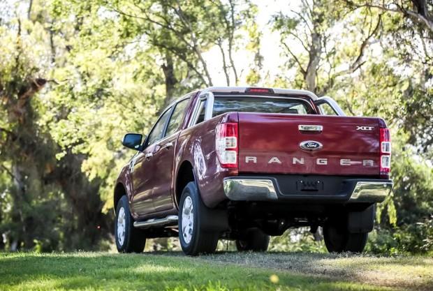 Ford Ranger 2017 Flex