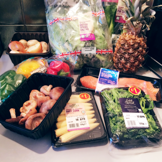 Food after Vaser Surgery, Vaser Surgery, Vaser Liposuction, Meal Prep Ingredients, Fresh Fruit & Veg, MYA