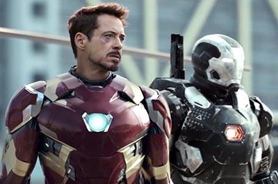 Marvel's Captain America: Civil War – Trailer 2