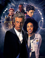 Doctor Who Season 10 Poster 4
