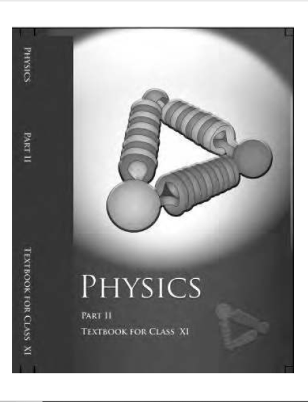 NCERT Physics Class-11(Part-2) : For English Medium Students PDF Book