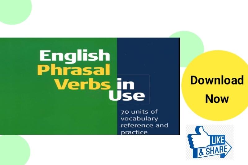 English Phrasal Verbs List PDF - PSC, SSC, CGL, CHSL 2019