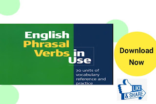English Phrasal Verbs List