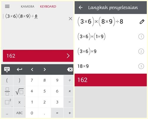 Cara Mudah Menyelesaikan Soal Matematika Dengan Photomath Atarahmad