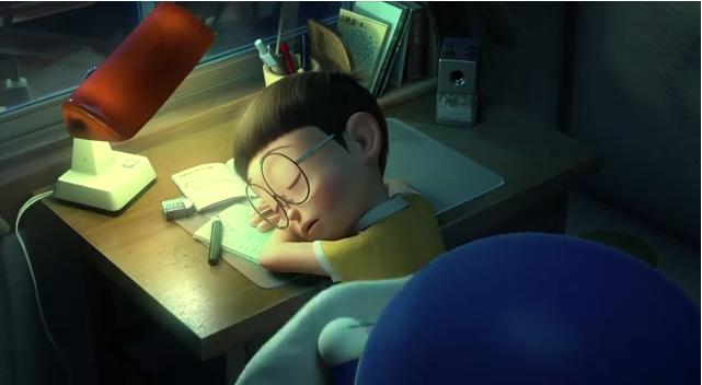 Gambar Nobita Doraemon 3D 2014