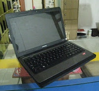 jual laptop second compaq 435