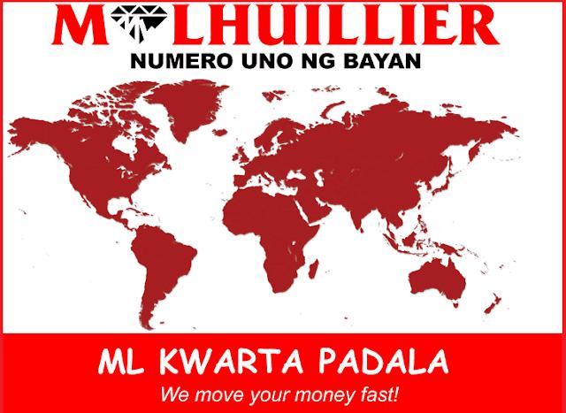 M Lhuillier Kwarta Padala Rates for 2019