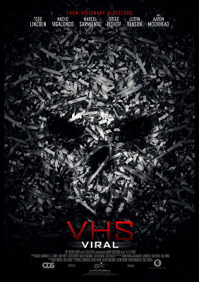 V/H/S: Viral (2014) movie poster