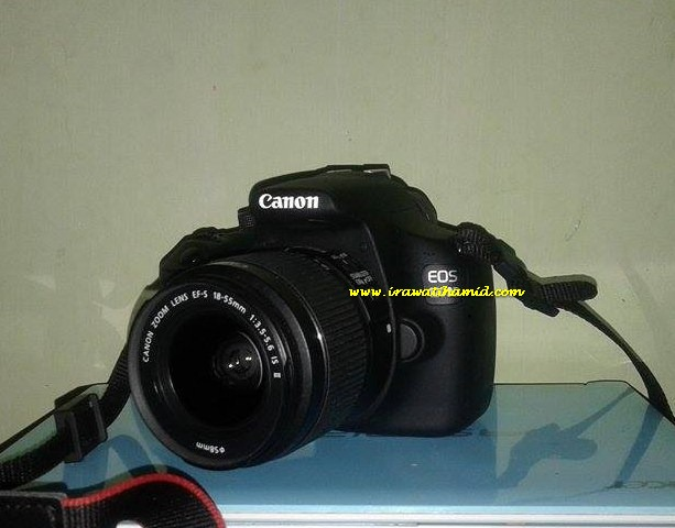Kamera DSLR Canon EOS 1200D