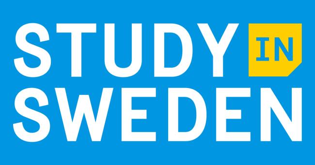 Logo programu Study in Sweden
