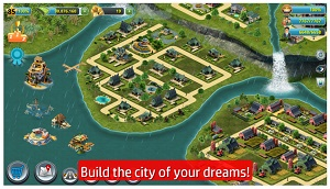 game membangun kota offline android
