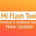 Cara Instal Xiaomi Mi Flash Tool