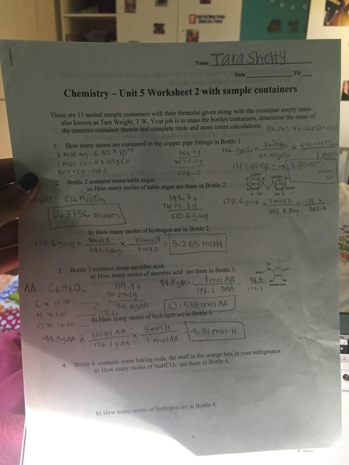 Tara Shetty Sg Chem 2a Sg Chem 2a