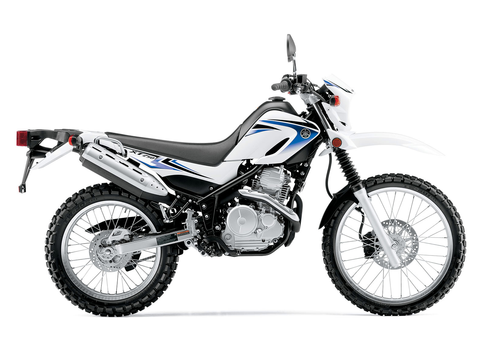 Yamaha Xt250 Motorcycle Insurance Information