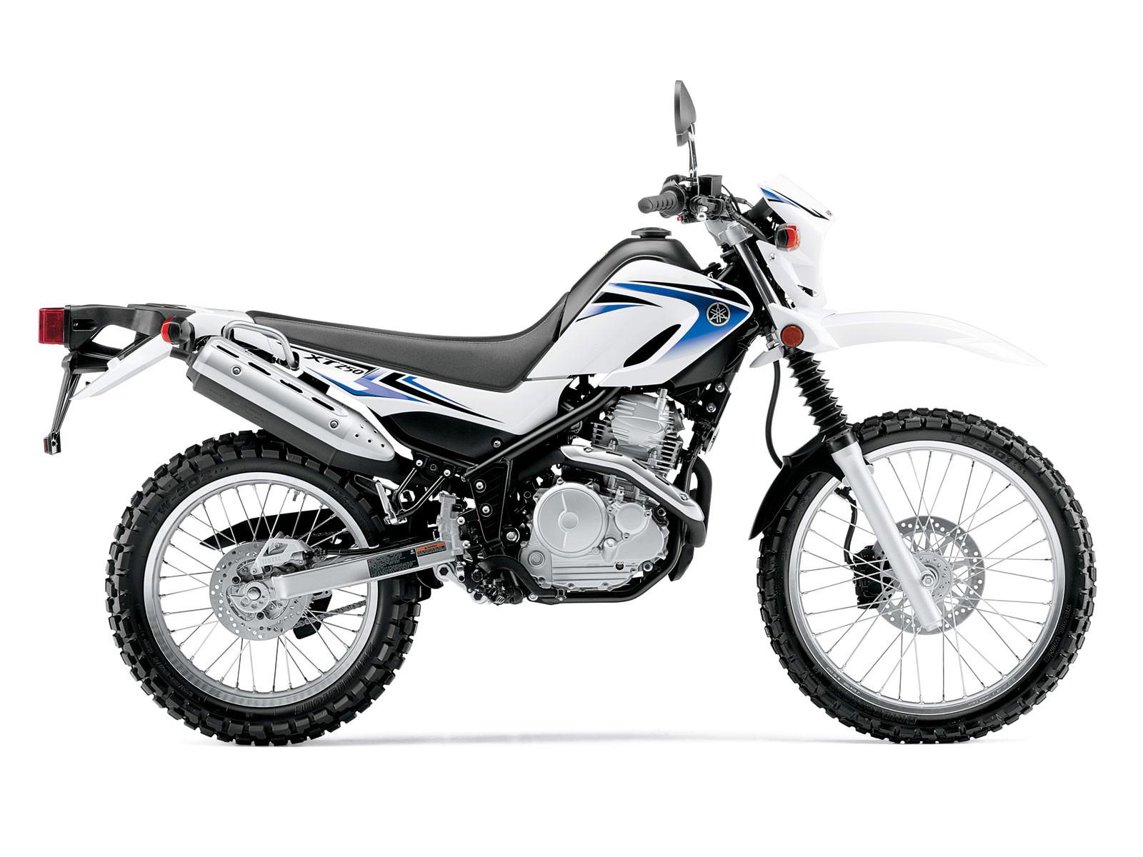 Yamaha Xt250 Motorcycle Insurance Information