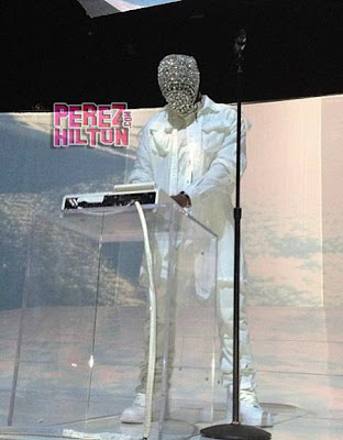 kanye crystal mask illuminati rumors continue