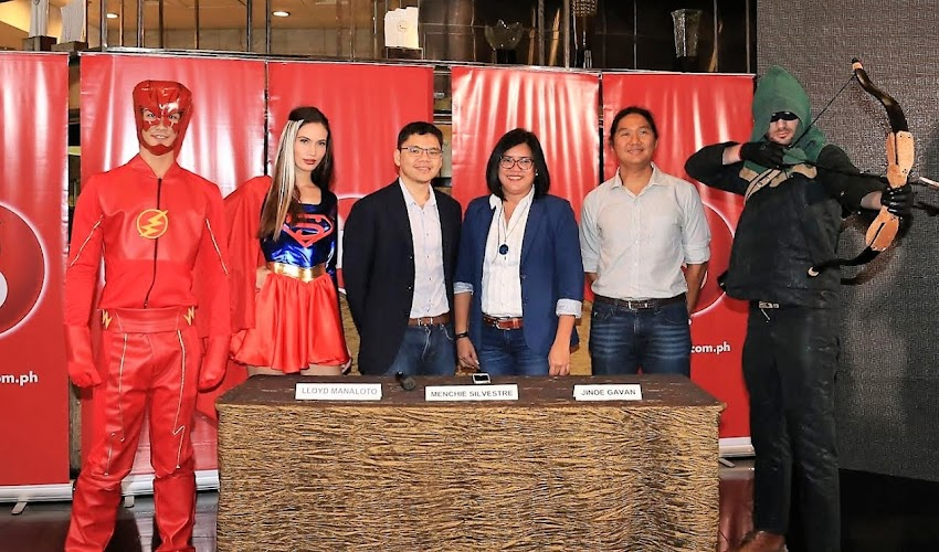 TV5 Superheroes Run: Manila
