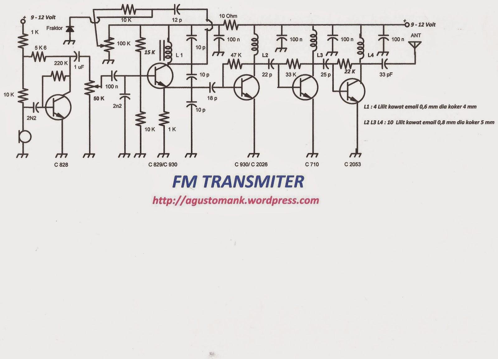 Pemancar Fm 12 Watt Ntuk Ngebrik Dan Broadcash