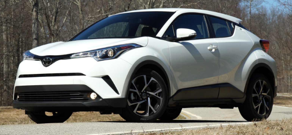 2018 Toyota CHR